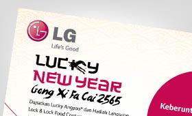 LG : Promo Ad