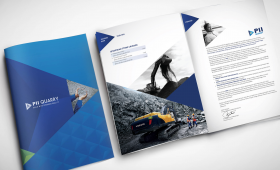PII QUARRY : Integrated Corporate Identity